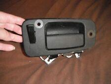 OEM EBONY INSIDE DOOR JAM HANDLE LATCH 2010 CHEVY SILVERADO   (D)