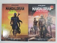 Star Wars MANDALORIAN Art Imagery First Edition/1st Printing (HC,2020 and 2021)