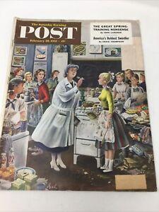 Saturday Evening Post FEBRUARY 28, 1953