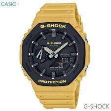 CASIO G-SHOCK GA-2110SU-9AJF Street Utility Color JPN Ver. Carbon Yellow Genuine