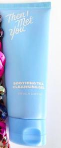 New Then I Met You Soothing Tea Gel Clean + Hydrate Skin PHA, Green Tea Boxed