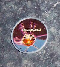 Dare Foods ,Krun-Chee ,Gordon's Krun-Chee  Space Coins 1960's # 31 Lunik 1 # 5