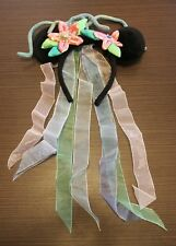 DISNEY HEADBAND TOKYO ARIEL LITTLE MERMAID SHELL SEA HAT JAPAN DISNEYRESORT F/S