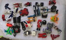 Huge Lot Of 1980's Mixed Transformer Hasbro Takara Buddy L Go Bots+++ Vintage