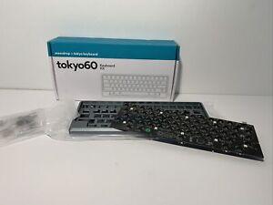 Massdrop Drop + Tokyo Tokyo60 Keyboard Kit Season 4 Slate Barebones MDX-35199-2