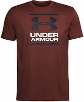Under Armour Herren GL Foundation HeatGear T-Shirt Kurzarm Top 1326849 688