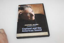 Keeping Score - Revolutions in Music:copland and the american sound  (DVD) d#19