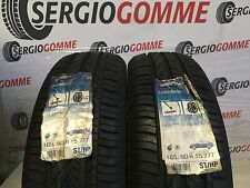 2x 165/60 R15 165 60 15 1656015 77T, GOODYEAR ESTIVE, DOT.1510  NUOVE