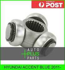 Fits HYUNDAI ACCENT BLUE 2011- - TRIPOD JOINT 22X32.5