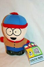 """NEW WITH TAG SOUTH PARK COMEDY CENTRAL STAN  7"""" PLUSH 2008 BLUE"""