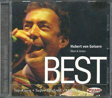 von Goisern, Hubert Oben & Unten (Best of) Zounds CD Neu OVP Sealed