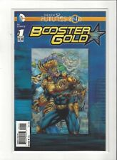 Booster Gold #1 Futures End Lenticular 3-D  Cover  DC Comics NM/M