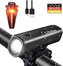 Lifebee rechargable LED bike Light