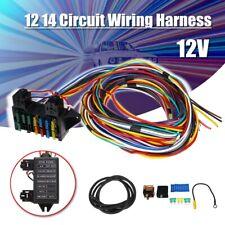 12 Circuit Classic Car Wiring loom - Great for Ford Mk1 Mk2 Escort