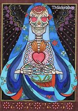 Relax Creative Day of the Dead Ghost Designs Coloring Book Adult Stress Relief