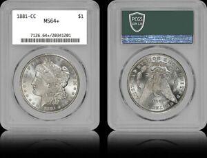 Better Date 1888-O Morgan Dollar PCGS MS64