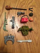 GI Joe Action Force Bundle Lot Weapons RARE VINTAGE RETRO