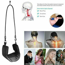 Head Hammock for Neck - Headaches Pain Relief Cervical Traction Stretcher