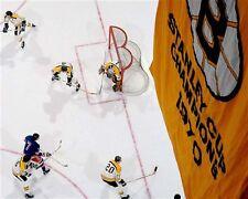 Bobby Orr Boston Bruins 8x10 Auction Photo Top View