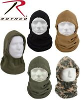 Polar Fleece Adjustable Balaclava Cold Weather Head & Neck Warmer Rothco 5585