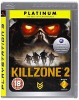 KILLZONE  2  EN CASTELLANO JUEGO NUEVO PRECINTADO  PS3