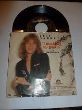 """LEIF GARRETT - I was made for dancin' - 1978 UK 7"""" Juke Box Vinyl Single"""