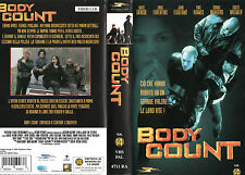 BODY COUNT (1998) VHS