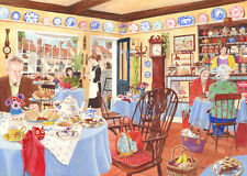 The House Of Puzzles - 1000 PIECE JIGSAW PUZZLE - Afternoon Tea