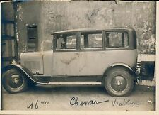 Auto Ancienne CHENARD et WALCKER - 25