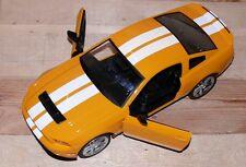 FORD GT500 1:14 RC FB 27MHz Jungs Kinder Renn auto Fahrzeug FB 2170 Gelb Weis L