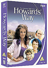 Howards' Way - Series 5 - BBC Region 2 - Brand New And Sealed - Free Postage