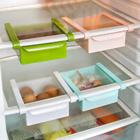 Cuisine Réfrigérateur Stockag Rangement Organisateur Support Rack Etagère Tiroir