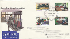 First Day of Issue Ships, Boats Used Australian Stamps