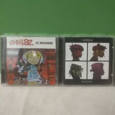 2 Gorillaz Cd Lot Vg+ Demon Days G-Sides Alt Rock Y2K Indie Pop Hip Hop Rap 00S