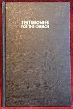 Testimonies for the Church Volume Eight Ellen G White Father's Day Gift