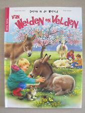 Dieren in de wereld - Van weiden en velden - Hemma - (voor)leesboek