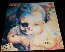 BOSKOPS F E D I A 1st Press Vinyl LP Punk Sex Pistols Toten Hosen RAR TOP