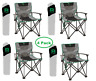 BC103 Barronett Blinds HD Heavy Duty Hunting  Ground Blind Hunting Chairs 4 Pack