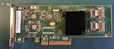 LSI SAS 9201-8i 6GBs SCSI Half Height Adapter Card
