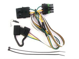 88-98 Chevy C/K truck 4 way TRAILER WIRING HARNESS towing hitch wire harness