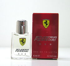 Ferrari Scuderia Red 4 ml Eau de Toilette Miniatur / Mini
