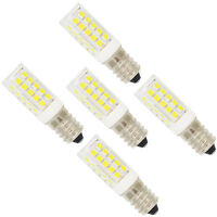 5x 5W E14 Sockel LED Lampe Leuchtmittel Mais mit 27X5730 SMD LED Kaltweiß 6000K