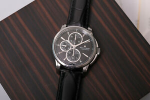 Maurice Lacroix Watch - Gents' Pontos Chronograph PT6178/88 - Pre-Owned