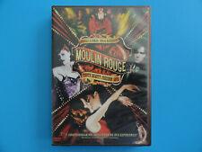 Moulin Rouge (Blockbuster Dvd, 2001, 2 Discs) Nicole Kidman, Ewan Mcgregor