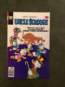 1979 Walt Disney Uncle Scrooge # 163 Comic Book