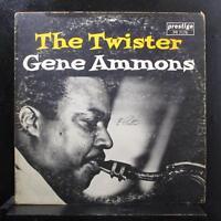 Gene Ammons - The Twister LP VG PR-7176 RVG Mono Dark Blue Labels Vinyl Record