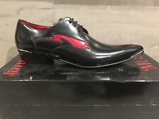 Nib $288 Jeffery-West Lightning Gibson Oxfords Uk 7 (Us 8 )