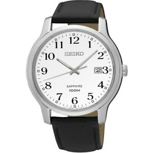 Seiko Neo Classic Sapphire Gents Watch SGEH69P1 OS SQNP