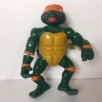 Vintage Teenage Mutant Ninja Turtles 'MICHAELANGELO' Wind Up Figure TMNT 1989