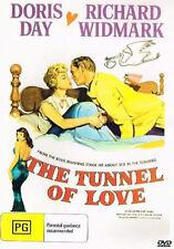 """The Tunnel Of Love"" Richard Widmark & Doris Day Comedy Romance RARE"